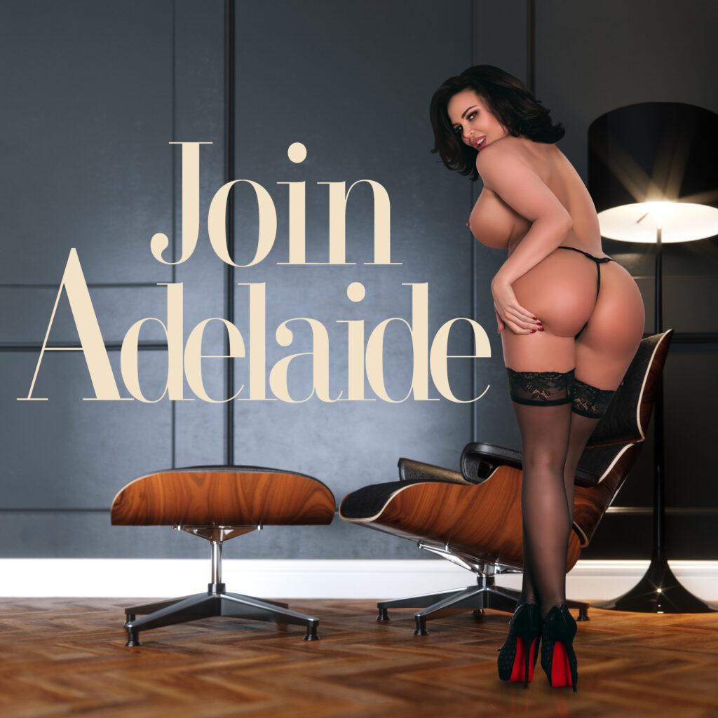 Christine McQueen join Adelaide newsletter